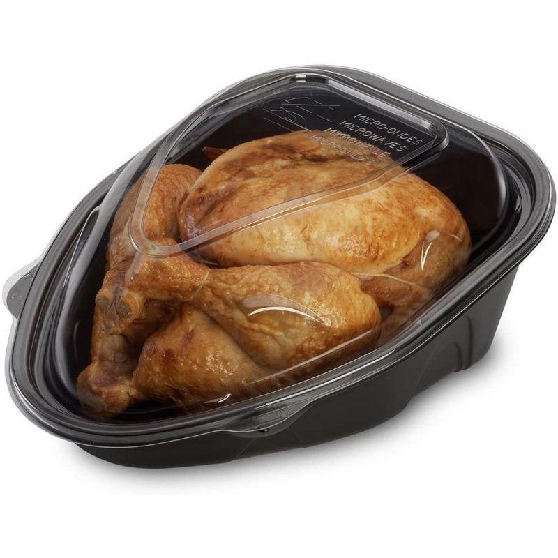 contenitore per pollo caldo ermetico