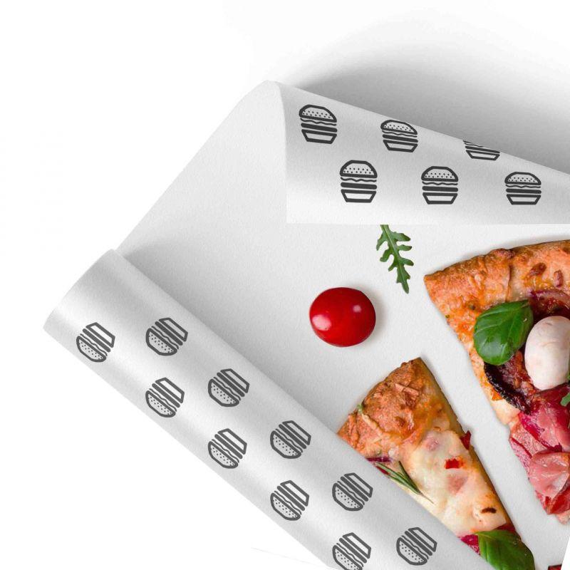 carta antigrasso per fritti dolci e alimenti unti