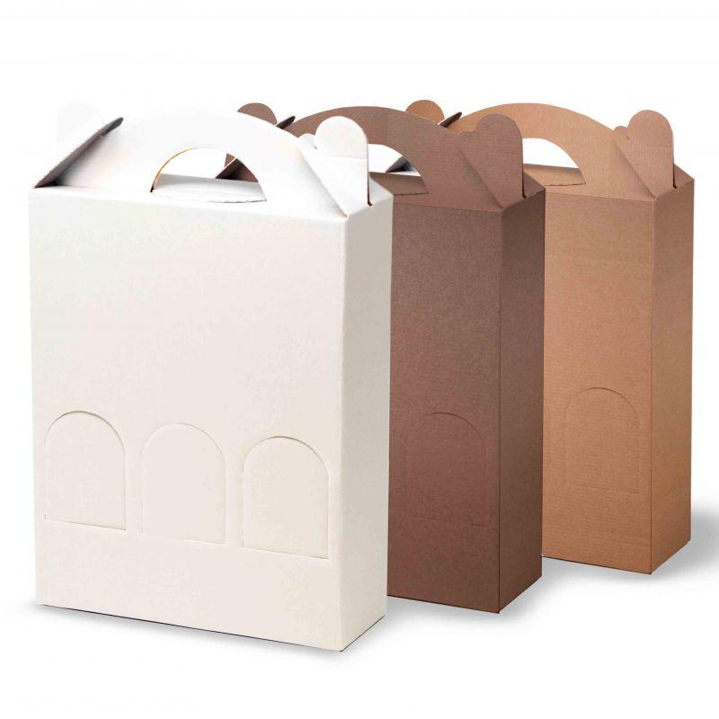 scatole portabottiglia per birra