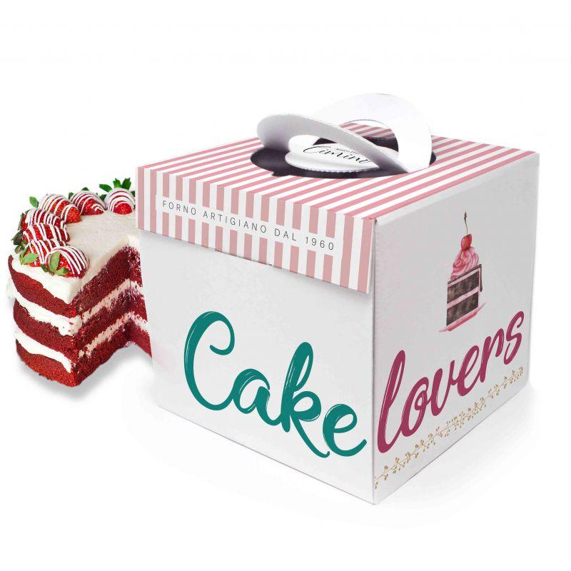 Scatola per torte americane