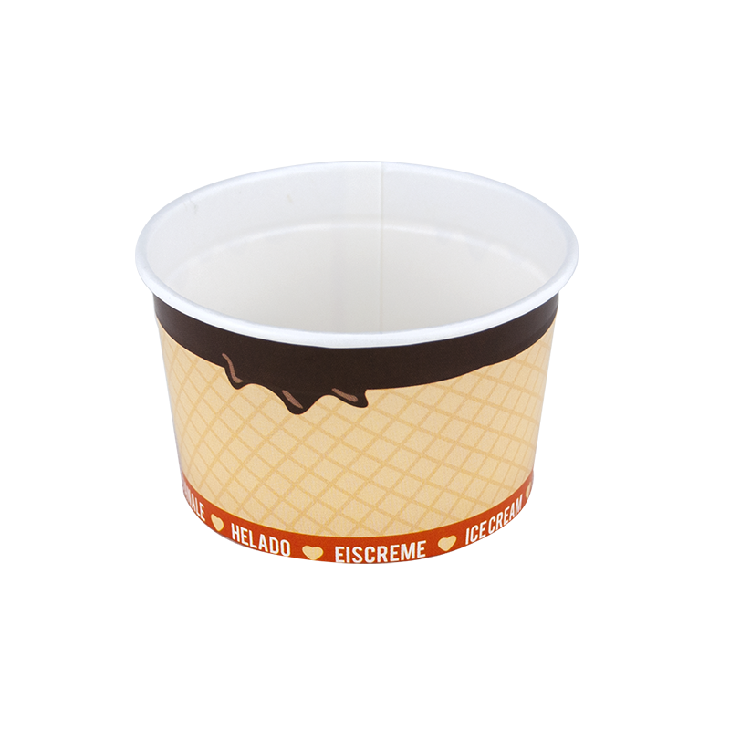 Ice cream paper cups C170 - Cone