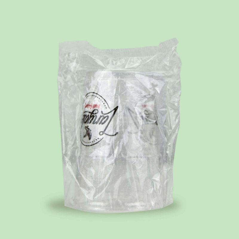 Bicchiere Polipropilene 250cc. - imbustato