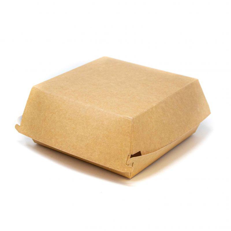 scatola per hamburger