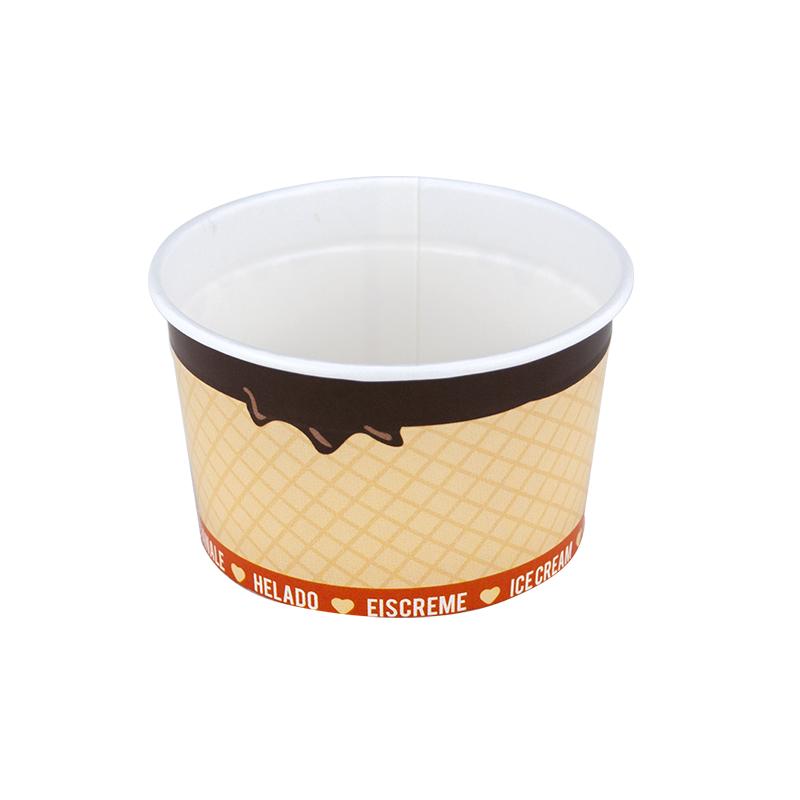 Ice cream paper cups C170 - Cone