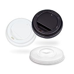 LIDS FOR PAPER CUPS