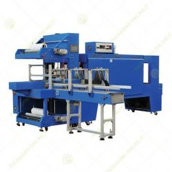 Sleeve sealing shrink packager