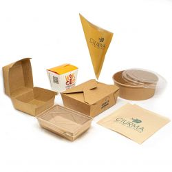 PACKAGING ECO E TAKE AWAY
