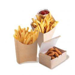 Box e coni per fritti