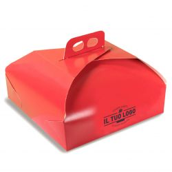 Coloured cake boxes to customize