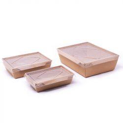 Box eco per insalate non personalizzati