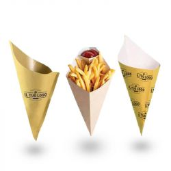 Cones for fried