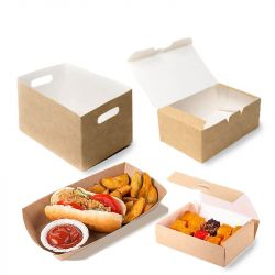 Box for fried food