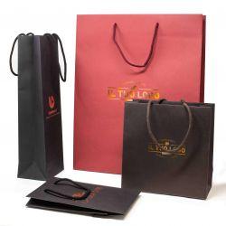 Shoppers in carta Modello Elegant