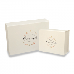 Luxury Box with magnet - printable on a predefined area