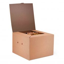 PANETTONE BOXES HINGE LID