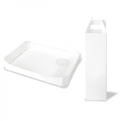 Neutral Trays and Bottle holder