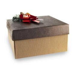 Panettone paper boxes