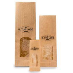 Customized windowed paper envelopes