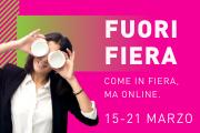 #FuoriFiera: come a Rimini Fiera ma online!