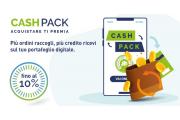 Cash Pack: acquistare ti premia!